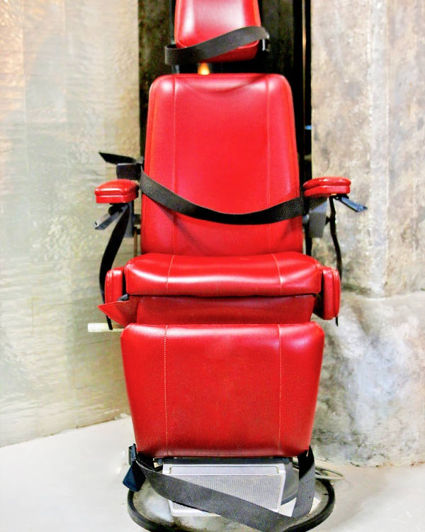 Dental Chair in the Medical Chamber