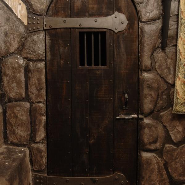 Sanctum Jail Cell