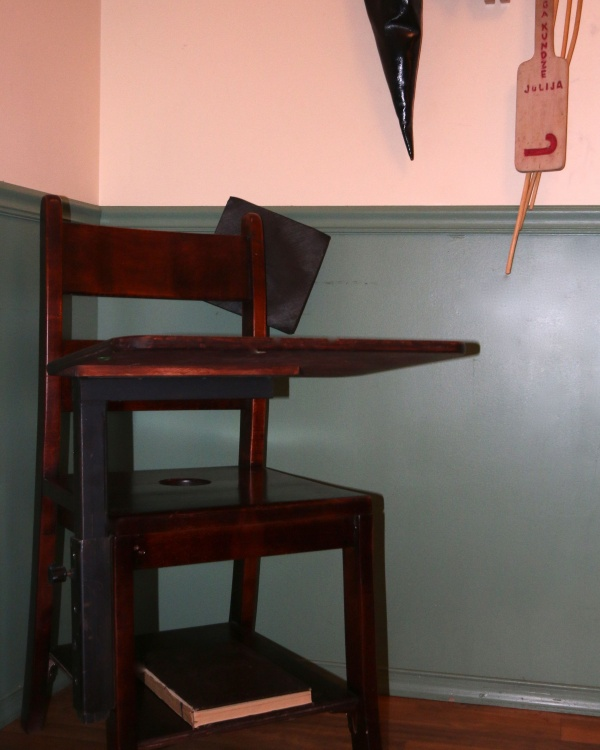 The Classroom Chair